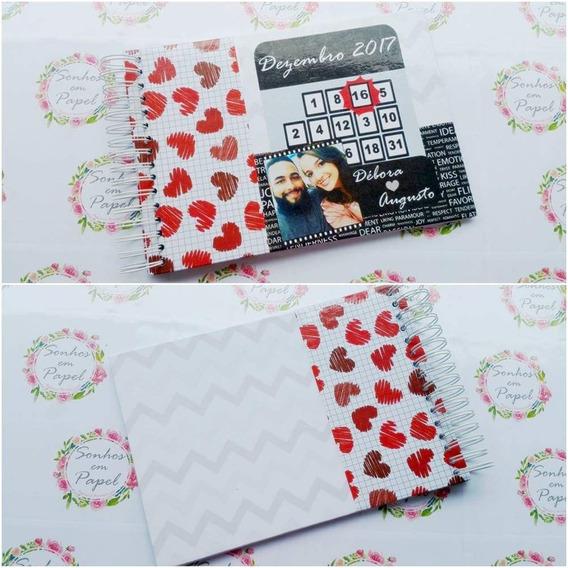 Livro/diário De Recordações Para Casais