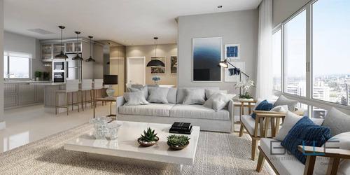 Apartamento Com 3 Dormitórios À Venda, 120 M² Por R$ 2.440.000,00 - Centro - Balneário Camboriú/sc - Ap0118