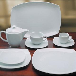 Compoteras Porcelana Set Juego X12 Vajilla Cocina Tsuji 2400
