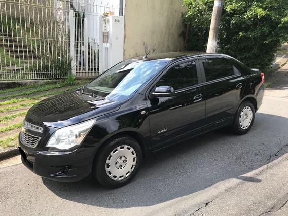 Chevrolet Cobalt 1.4lt 2021 4 Portas Preto - Unico Dono