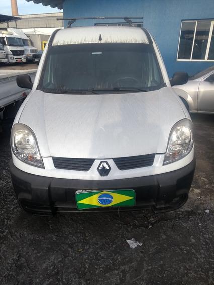 Renault Kangoo Express 2013 1.6 16v Hi-flex 4p