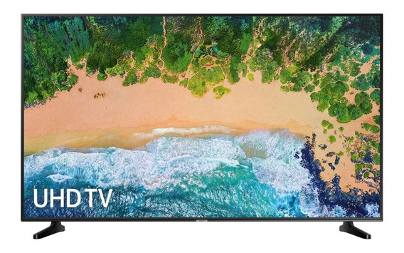 Televisor Samsung De 55 Pulgadas Smart 4k Hdr Tienda Física
