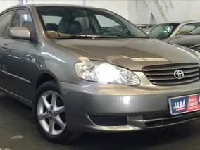 Toyota Corolla 1.8 Xei 16 Gasolina 4p Automoatico