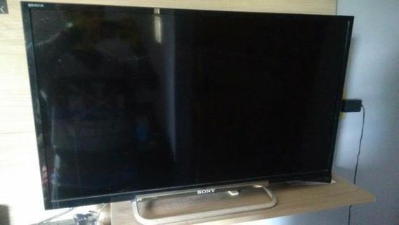 Tv Led Sony Bravia Para Retirada De Peças