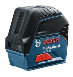 Nivel Láser De Líneas Combinado Bosch Gcl 2-15 Bosch