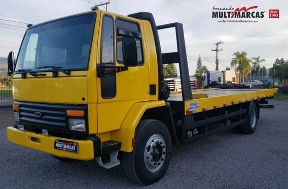 Ford Cargo 1617 - Plataforma 7.60m Toco 4x2