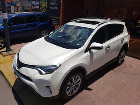 Toyota Rav4 2.5 Limited 4wd At 2017