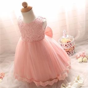Vestido Festa Infantil Bebe Princesa Aniversario Promoção