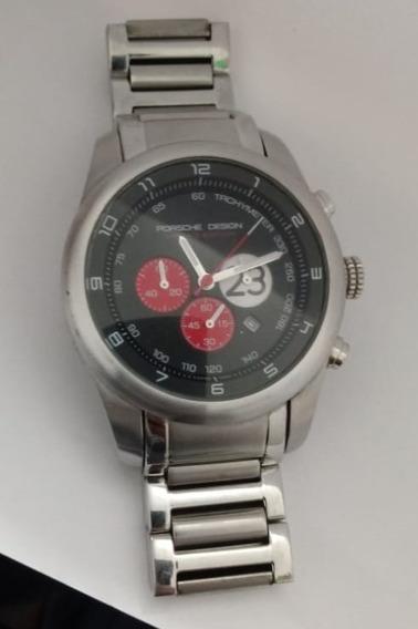 Relógio Prata Porsche Limited Edition 23