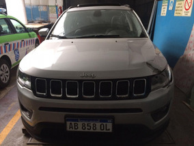 Jeep Compass 2.4 Longitude Plus Chocada