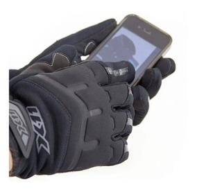 Luva X11 Fit X Motociclista Motoboy Touch Nos Indicadores