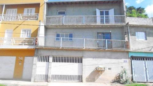 Casa Com 3 Dormitórios Para Alugar, 300 M² Por R$ 2.550,00/mês - Jardim Pinheirinho - Embu Das Artes/sp - Ca0677