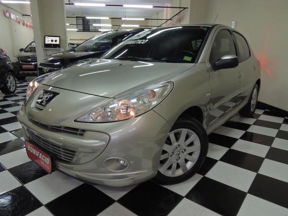 Peugeot/ 207 Xs 1.6 - Flex - Cinza - Completo-automático