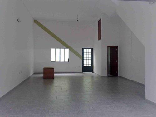 Imagem 1 de 5 de Salão Novo Para Alugar, 78 M² Por R$ 3.300/mês - Vila Progresso - Guarulhos/sp - Sl0037