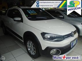 Vw Saveiro 1.6 Cross Cd 16v 2015 - Santa Paula Veículos