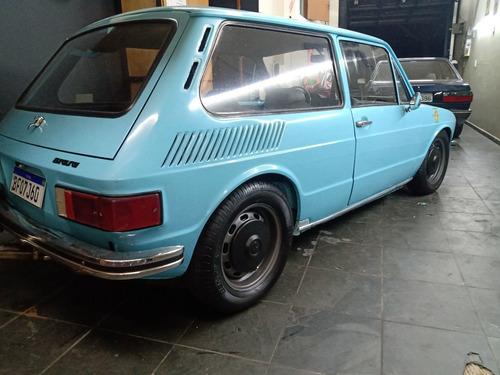 Imagem 1 de 10 de Volkswagen Brasilia Injetada