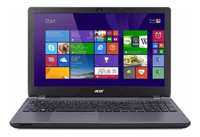 Laptop Acer Aspire E5-571-7776 I7-4510u 8gb 1tb Win 8.1 15.6
