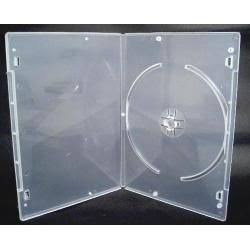 Box Dvd Slim E Normal Transparente Sao 260 Slim E 60 Normal.