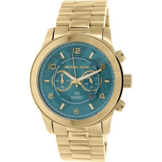 Reloj KorsHunger Michael StopMk8315Original De Pulsera UzMSVqp