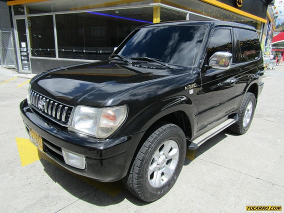Toyota Prado Sumo Sound