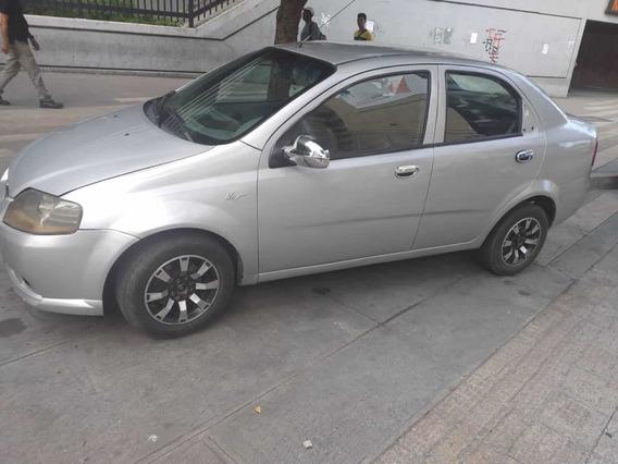 Chevrolet Aveo Coppe