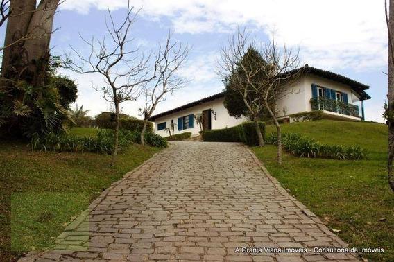 Casa Residencial À Venda, Granja Viana, Cotia - Ca0060. Agv - Ca0060