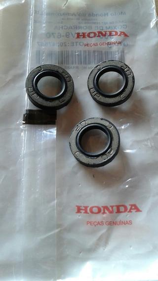 Jogo De Junta Motor Twister, Tornado Original Honda C/ Nf