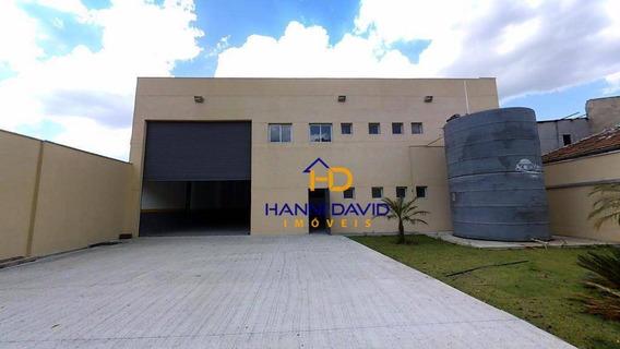 Oportunidade Galpão À Venda Com Renda ! Vila Monumento - 40 Mil Mensais - 2200m² De Area Construída - Ga0024