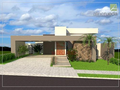 Imagem 1 de 17 de Casa Com 3 Dormitórios À Venda, 283 M² Por R$ 2.000.000,00 - Villa Dumont - Bauru/sp - Ca3224