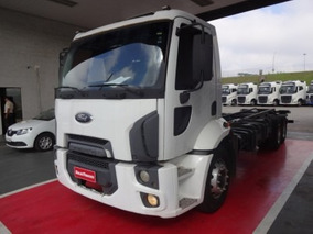 Ford Cargo 2428 Chassi 6x2 2012 Selectrucks