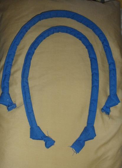 Asas Para Carteras (azul Y Marrón)