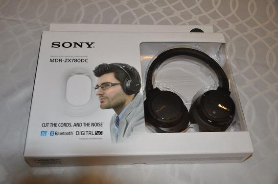 Headphone Sony Mdr-zx780dc Bluetooth - Original - Novo Cx.
