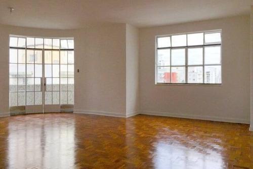 Imagem 1 de 15 de Apartamento Para Aluguel Na Alameda Jaú Próximo Ao Metrô - Ap21108