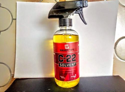 Imagen 1 de 1 de Solvente C-22 12 Oz Para Prótesis Capilar Envio Gratis