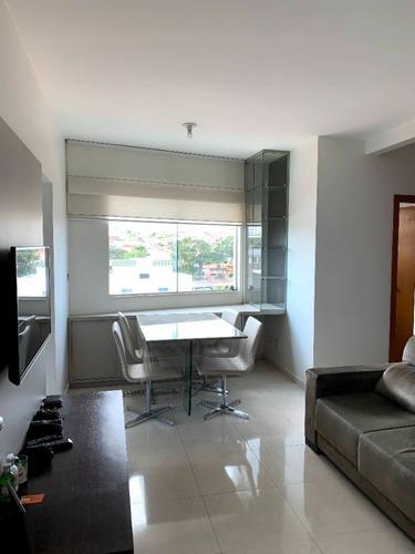 Apartamento Com 3 Quartos Para Comprar No Planalto Em Belo Horizonte/mg - 16148