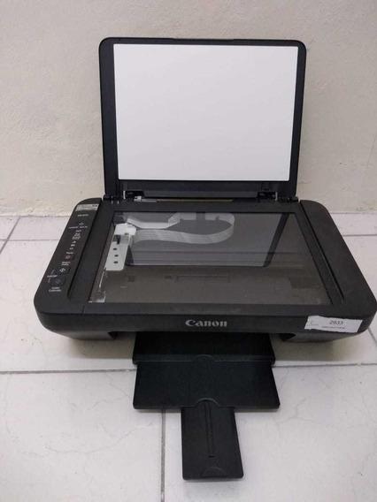 Impressora Canon Pixma Mg3010 - Usada Com Defeito