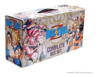 Libro Dragon Ball Z Complete Box Set: Vols 1-26