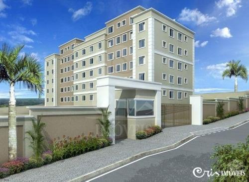 Apartamento Em Parque São Vicente - Mauá - Sp - Av01/53