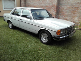Mercedes Benz 230 1980 Impecable Estado Dueño Vende