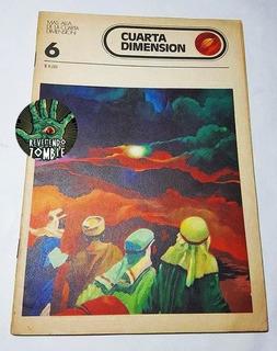 Cuarta Dimension Núm 6 . Fabio Zerpa, 1974 Como Nueva