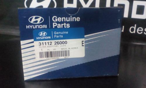 Filtro Gasolina Hyundai Santa Fe 2.7 01-05