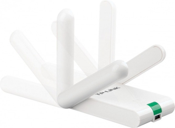 Adaptador Usb Tp Link Wn822n Wireless N 300mbps Wifi 2 Ant.