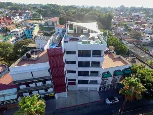 Departamento En Benito Juárez (centro) / Cuernavaca - Vem-693-de