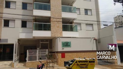 Apartamento Com 2 Dormitórios À Venda, 67 M² Por R$ 400.000,00 - Jardim Maria Izabel - Marília/sp - Ap0199
