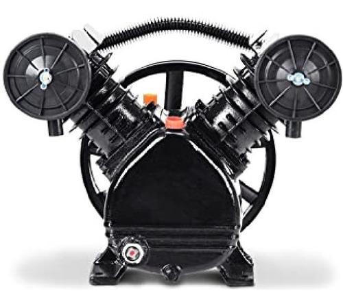 Cabezal 3 Hp Compresor De Aire - Baja / Baja - Bicilíndrico
