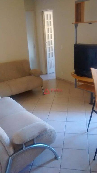 Apartamento Residencial À Venda, Condomínio Via Schnneider, Taubaté. - Ap0132