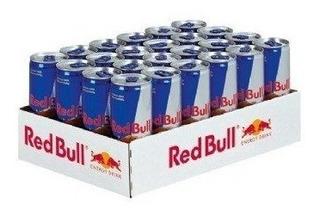 Energético Red Bull - Pack Com 24 Unidades De 250ml