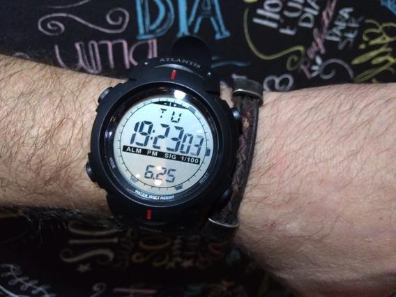 Relógio Atlantis Digital