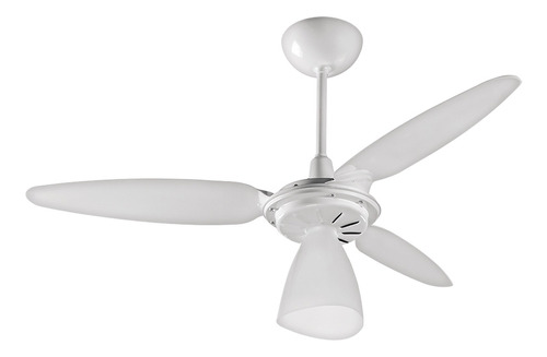 Ventilador De Teto 3 Pás Wind Light Branco Ventisol