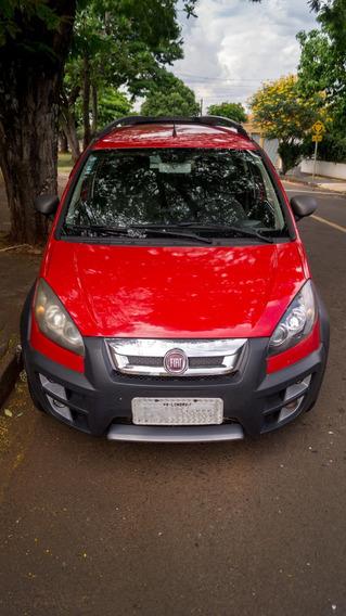 Fiat Idea Adventure 1.8 Flex 16v E-torq 2011/2012 Manual